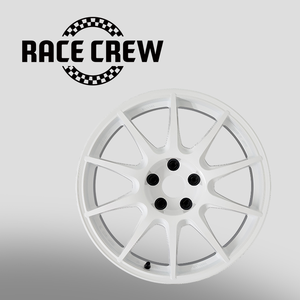 TYPE CS 15inch (WHT) M.C.O RACING WORK / 워크 경량 휠 (5h-100,5h-114.3)